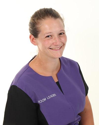 Joanne Anderson (Room Leader)
