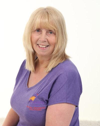 Margaret German (Nursery Nurse)