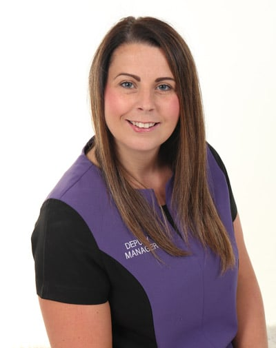 Rebecca Gibbs (Deputy Manager)