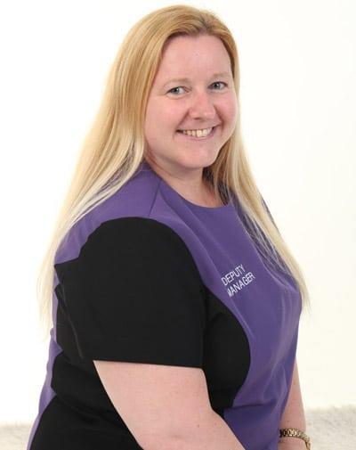 Leanne Grindrod (Deputy Manager)