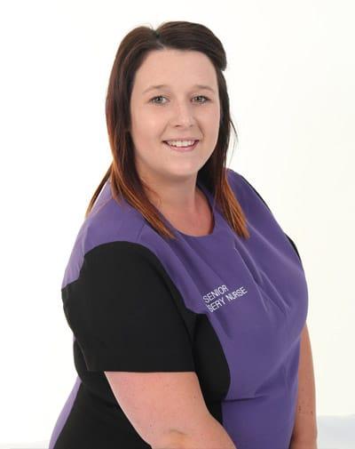 Kerry Jame (Senior Nursery Nurse)