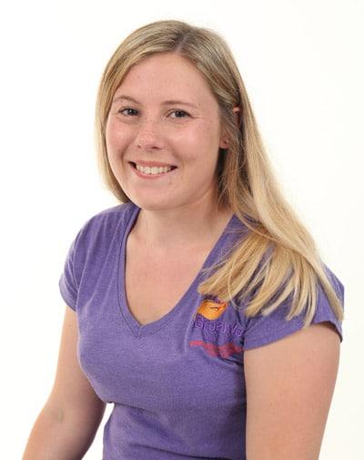 Shannon Lightfoot (Nursery Nurse)