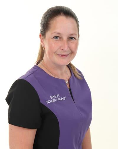 Cara Vernon (Senior Nursery Nurse)