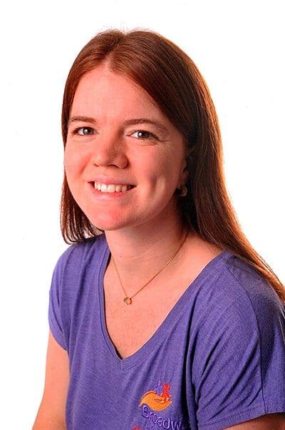 Hayley Anderson (Nursery Nurse)