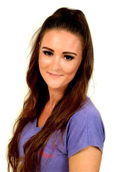 Rebecca Buckley (Nursery Nurse)
