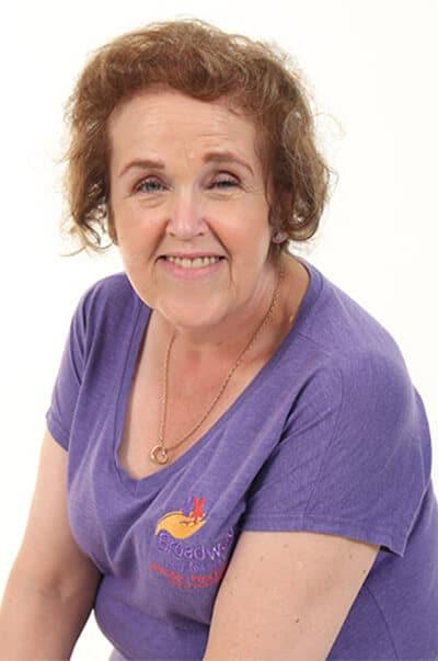 Patricia Ferguson (Nursery Nurse)