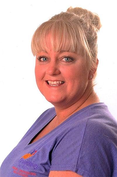 Zoe Webster (Nursery Nurse)