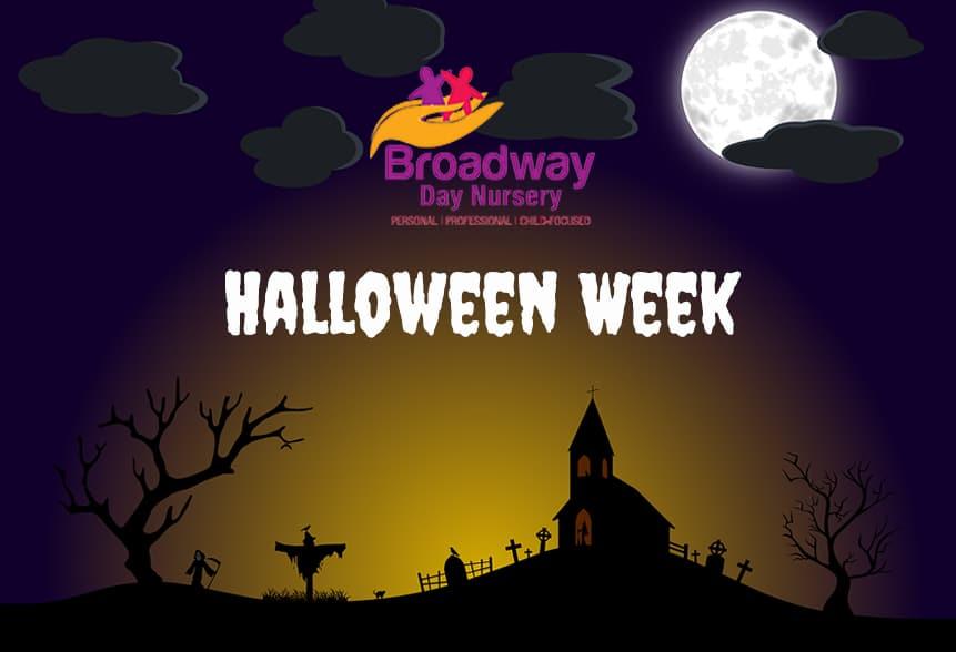 Halloween Week-